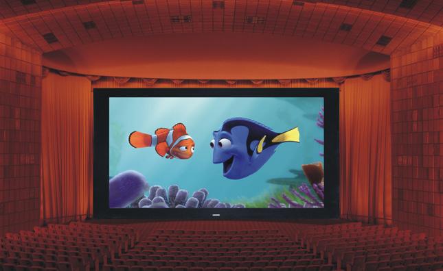 SX系列—3D电影银幕