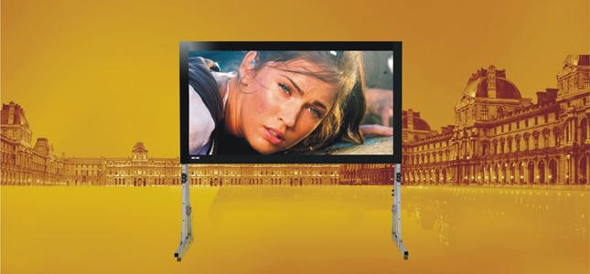 SX系列—移动电影银幕