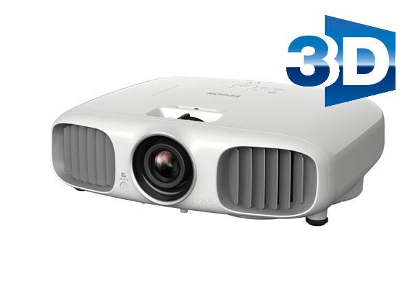爱普生家用机可2D可3D 高清1080P EH-TW6510C