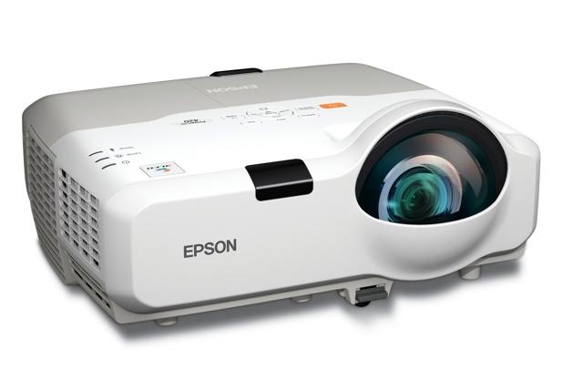 爱普生教育短焦机适用授课及培训 EB-CS500XN