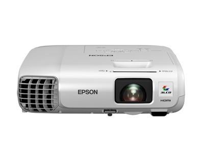 爱普生全能商务型投影机CB-965